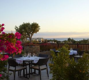 Roof Garden Restaurant Anthemus Sea Beach Hotel & Spa