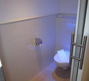 Separate Toilette / Zimmer 310 Sporthotel Ellmau