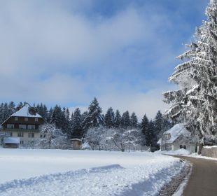 Winterliche Oberjosen-Bauernhof Ferienbauernhof Oberjosenhof