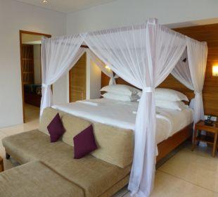 Sehr bequemes, gemütliches Bett The Samaya Bali - Seminyak