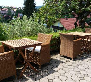 Gartenanlage Landhaus Meine Auszeit