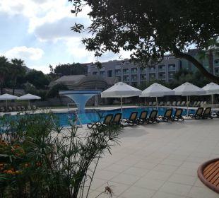 Pool Hotel Horus Paradise Luxury Club