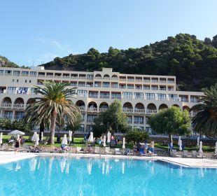 Hotel mit Poolareal lti Grand Hotel Glyfada