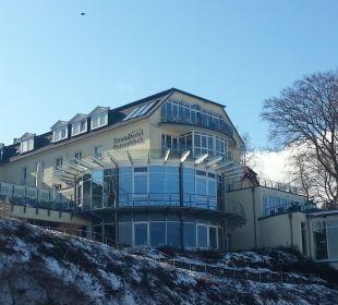 Seeseite Strandhotel Ostseeblick