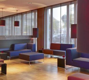Lobby InterCityHotel Darmstadt