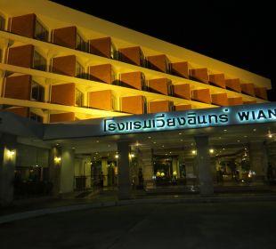 Blick auf das Hotel Hotel Wiang Inn