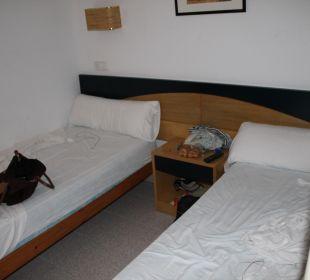 Doppelbett?  JS Hotel Horitzó