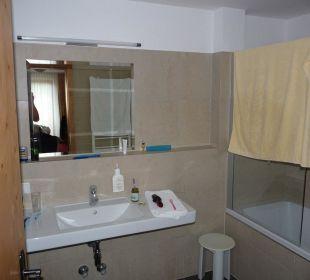Badezimmer Hotel Vier Jahreszeiten