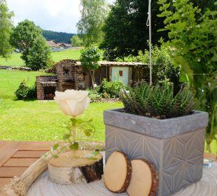 Gartenanlage Wohlfühl-Ferienwohnung Fritz Bodenmais