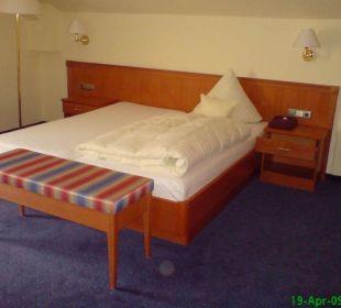 Zimmer Ansicht Hotel Gasthof Unterwirt