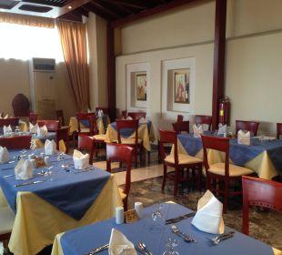 Abendessen  Vantaris Beach Hotel