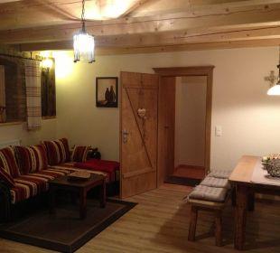Eingangsbereich der Wohnung/Küche