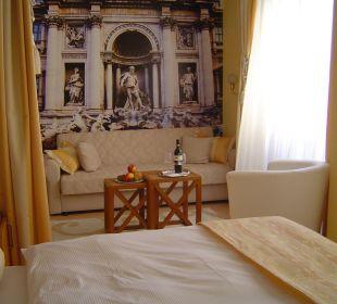 """Mini Suite """"La Dolce Vita"""" Hotel Central Vital"""