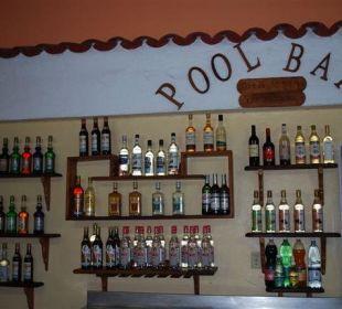Pool Bar Marea  Club Amigo Marea del Portillo