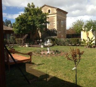 Garten Agroturismo S'Hort de Son Caulelles