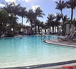 Pool Hotel Hipotels La Geria