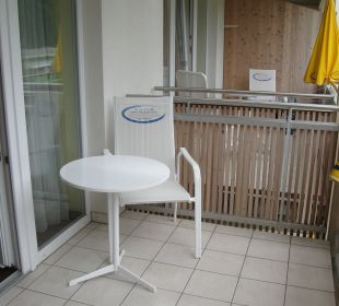 Balkon OptimaMed Gesundheitsresort Bad St. Leonhard