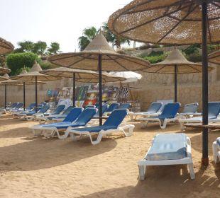 Plaża Melia Sharm Resort & Spa