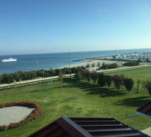 Ausblick Morada Strandhotel Ostseebad Kühlungsborn