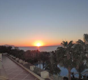 Ausblick vom Zimmer Hotel Grand Rotana Resort & Spa