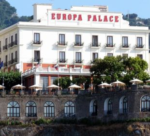 Hotelbilder Grand Hotel Europa Palace Sorrent Holidaycheck