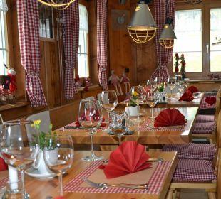 Bündner Stube Gasthaus Alpina