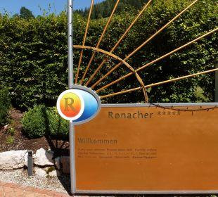 Herzlich willkommen! Thermenhotel Ronacher