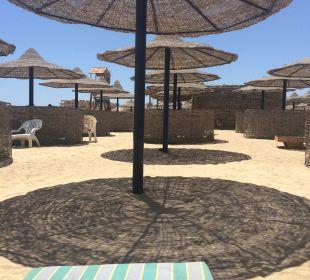 Strandliegen Hotel Utopia Beach Club