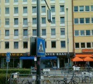 Außenansicht Hotel Amba