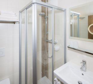 Appartement Juwel (27 m2) Dusche/WC Angerer Familienappartements Tirol
