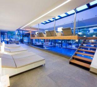 Indoorpool Hotel Feldhof