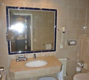 Badezimmer Hotel De La Paix