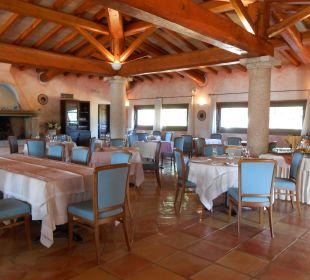 Gemütliches Restaurant Hotel Parco Degli Ulivi