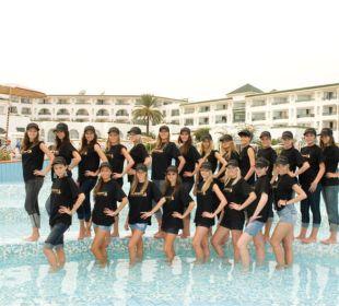 Piscine Hotel El Mouradi Palm Marina