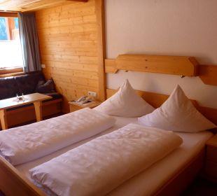 Unser Zimmer Hotel Alpenblume