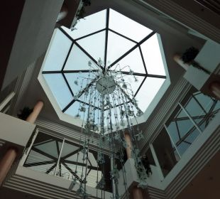 Hallenbeleuchtung Hotel Don Antonio