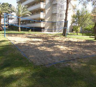 Volleyballfeld Linda Resort Hotel