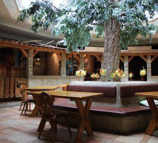 EIn extra Kinderrestaurant Leading Family Hotel & Resort Alpenrose