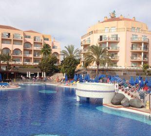 Whirlpool (kaltes Wasser) Hotel Mirador Maspalomas Dunas
