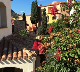 Gartenanlage Hotel Baia Caddinas