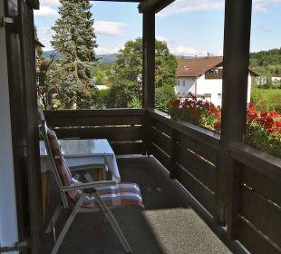 Balkon Keilhofer Appartements Ferienwohnungen