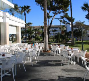 Straßenseitig- günstig für Radsportler Hotel Playa Esperanza
