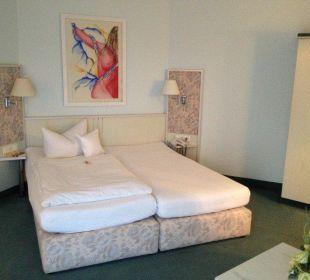 Zimmer AltstadtHotel an der Werra