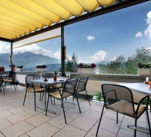 Terrasse Hotel Fidazerhof