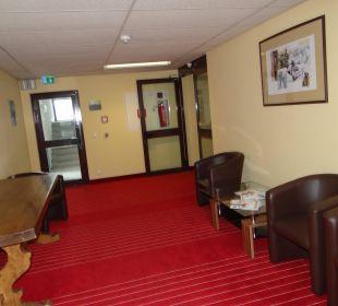 Hallway Mercure Hotel Garmisch Partenkirchen