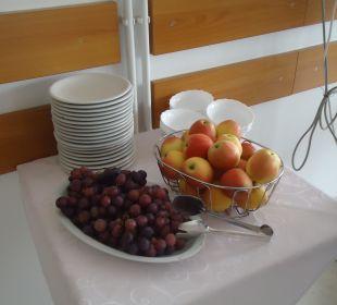 Lecker Obst zum Frühstück Villa Pavlinka