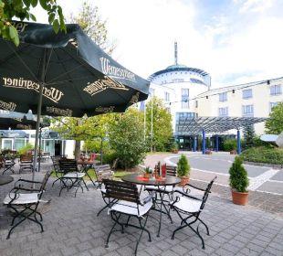 Terrasse Hotel Meerane