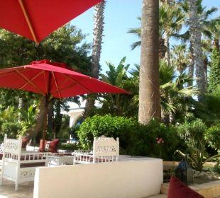 Lieblingsplatz! Hotel Samira Club