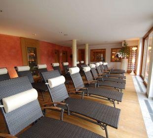 Pool-Ruheraum Hotel Taubers Unterwirt