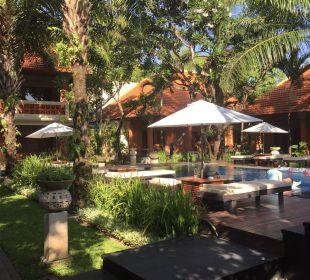 Der Dritte Pool Hotel Griya Santrian
